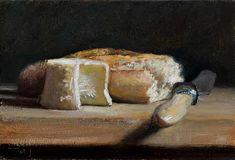 Bread and cheese - Julian Merrow-Smith