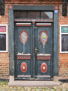 Ribe Portal 027 by Atelier Teee, via Flickr