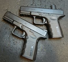 Mid Sized Timberwolf Frames for Glocks.