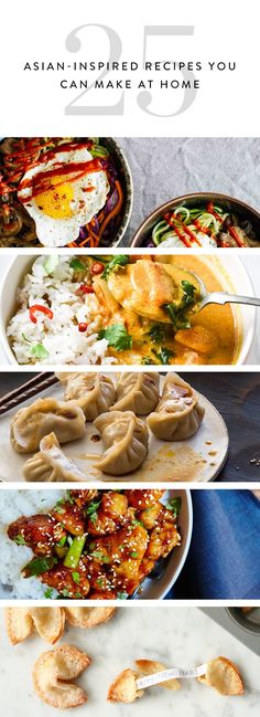 26 Asian-Inspired Recipes You Can Make at Home via @PureWow