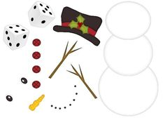 Get ready for a night of family fun this holiday season! This snowman dice game can't get any easier to prepare and play. Snowman Dice Game Does your family enjoy game nights as much as mine… Christmas Games, Outdoor Christmas Decorations, All Things Christmas, Kids Christmas, Christmas Crafts, Halloween Party Games, Halloween Fun, Xmas Party, Snowman Games