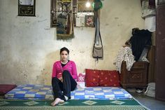 This Photo Series Explores The Bedrooms Of Girls In The Middle East And U.S