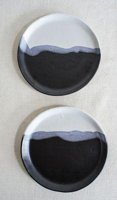 Len Carella Stoneware Plates                                                                                                                                                                                 More