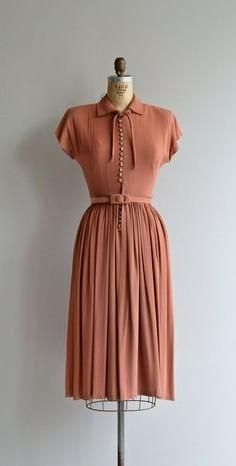 1000+ ideas about 1940s Dresses on Pinterest | Vintage Sewing ...