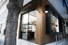 Electra bakery shop by Studioprototype Architects, Edessa – Greece