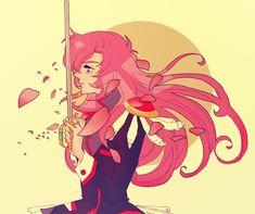 Utenas Sword by Apricotfresh.deviantart.com on @DeviantArt