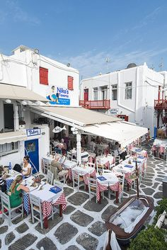Mykonos by Dorli Photography, via Flickr #Greece