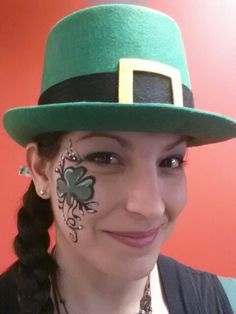Shamrock design by Masquerading  Faces.