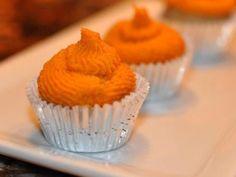Pupcakes de Canela con Manzana y Camote