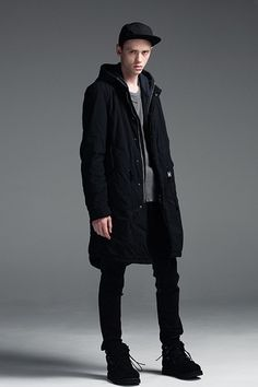 ATTACHMENT by Kazuyuki Kumagai Revisits Menswear Basics for 2016 Fall/Winter