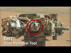 NASA's Mars Curiosity Rover Report - January 10, 2013 - YouTube