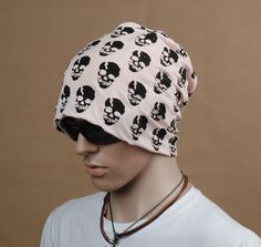 light pink skull Hip hop hat men fashion women cotton hat street style free shipping from Reliable  hip-hop hat   $8.65