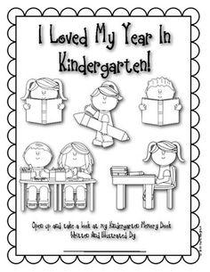57 Top Kindergarten memory books images in 2019