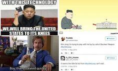 North Korea's Kim Jong-Un's latest nuke test mocked on Twitter with hilarious memes