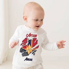 Ideas Baby Clothes Boy Marvel Kids For 2019 Baby Girl Shower Themes, Baby Shower Gifts For Boys, New Baby Gifts, Baby Boy Shower, Baby Face Nelson, Grey Nursery Boy, Baby Announcement Pictures, Marvel Kids, Baby Boy Swag