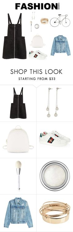 """""""F A S H I O N"""" by kutsar-vanessa ❤ liked on Polyvore featuring Steve Madden, Gucci, Marc Jacobs, Christian Dior, Tinsel and Valentino"""