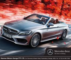 Are you after a refined, classy four-seat convertible? Then the C-Class Cabriolet could well be for you. Contact on 044 802 7000 for more information or to book a test drive. New C Class, Mercedes Benz, Drop Top, Cabriolet, Benz C, Team S, Driving Test, Convertible, Automobile