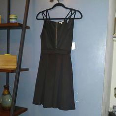 Charlotte Russe flirty little black dress BNWT this little dress is too sexy Charlotte Russe Dresses Mini