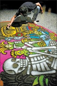 Day of the Dead - Mexico