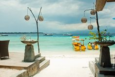 Trip to Gili islands
