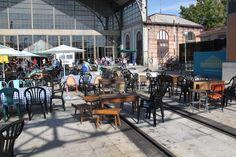 #Muebles, #Cacharros,#Vintage,#Mercado de Motores Madrid