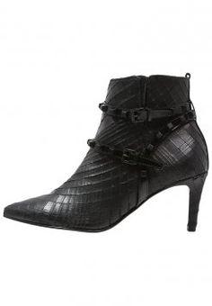 Kennel + Schmenger - LIZ - Ankle Boot - schwarz