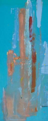 In on Blue - Helen Frankenthaler  Art Experience NYC  www.artexperiencenyc.com