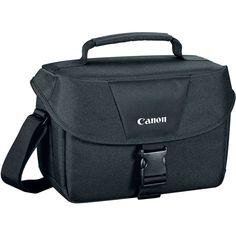 Canon 9320A023 100ES Shoulder Bag, Black