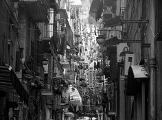 Napoli Quartieri Spagnoli by corrado cattani, via Flickr