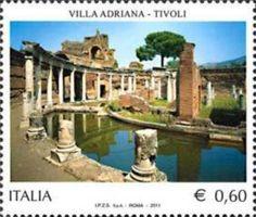 Villa Adriana - Tivoli - Rome
