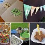 41 superhero birthday parties - awesome resource for superhero party ideas