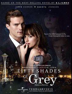 Fifty Shades of Grey, due Feb 2015