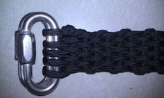 Paracord Belt w/ Carabiner Buckle