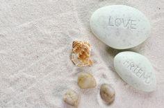 #mint mint soap Friendship pebbles soap set