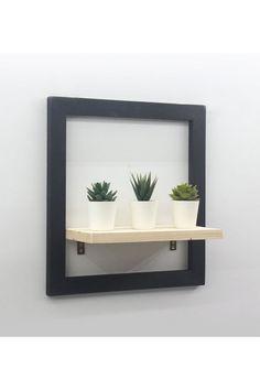 Wooden Shelf / Decorative Multiple Wall Shelf /Wall decor