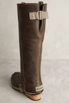Slimpack Riding Boots by Sorel