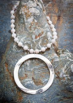 Pranella Necklace Natty Hoop | Villancher Fashion Jewellery Boutique