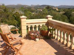 Finca 'Ses Palmeres' im Mallorca Osten: 2 Schlafzimmer, für bis zu 4 Personen. Kleine, private Finca mit Traumblick, idyllisch auf einer Anhöhe gelegen   FeWo-direkt
