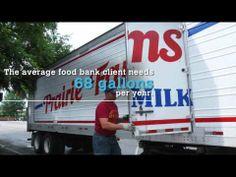 The Milk Gap - The Great American Milk Drive #milkdrive