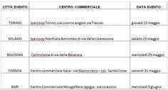Il programma degli eventi (luoghi e date) di Vividaria 2013