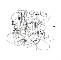 ✍ Sensual Calligraphy Scripts ✍ initials, typography styles and calligraphic art - Yury Toreev