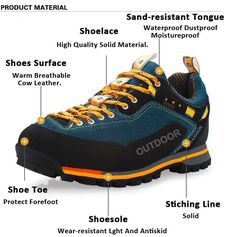 Adventure Boots, Cross Shoes, Climbing Shoes, Rock Climbing, Hiking Shoes, Types Of Shoes, Cow Leather, Athletic Shoes, Cool Stuff