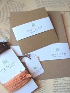 Packaging #branding #marketing #wedding #stationery