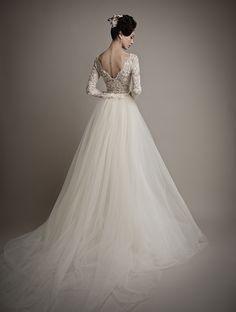 Ersa Atelier's 2015 Wedding Collection http://www.ersaatelier.com/wedding-dresses