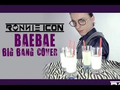 [BIGBANG M COVER EVENT] BAEBAE RONNIE ICON