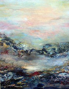 "Saatchi Art Artist Robert Gheyssens; Painting, ""ESPACE XVII"" #art"