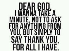 Dear God!