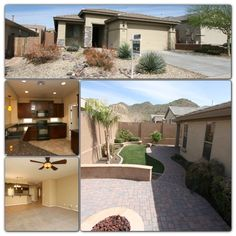 This gorgeous home is located in the Sonoran Mountain community which is located North of Jomax on Pyramid Peak Parkway. This home is 3bed/2bath with a greatroom floorplan, several great upgrades, and beautiful mountain views. For more information check it out at http://www.frontporchrentals.com/rental-homes-in-glendale-arizona-2/7138-west-desert-mirage-drive