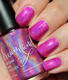 Dreamland Lacquer Dragonberry