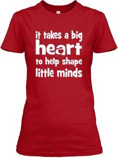 Preschool/Elementary teacher shirts